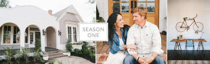 Behind-the-scenes tour of HGTV's Fixer Upper Season 1, with Chip & Joanna Gaines. Chip & Jo share before/after photos reveal the challenges of each project!
