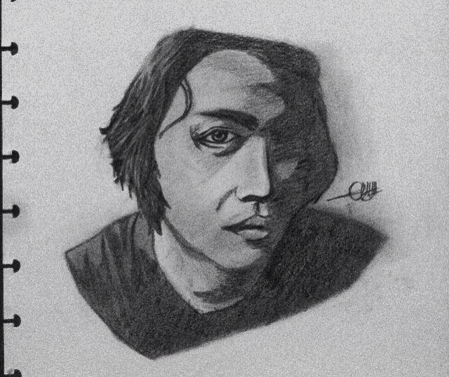 This is me! ☺️  #sketch #art #artwork #drawing