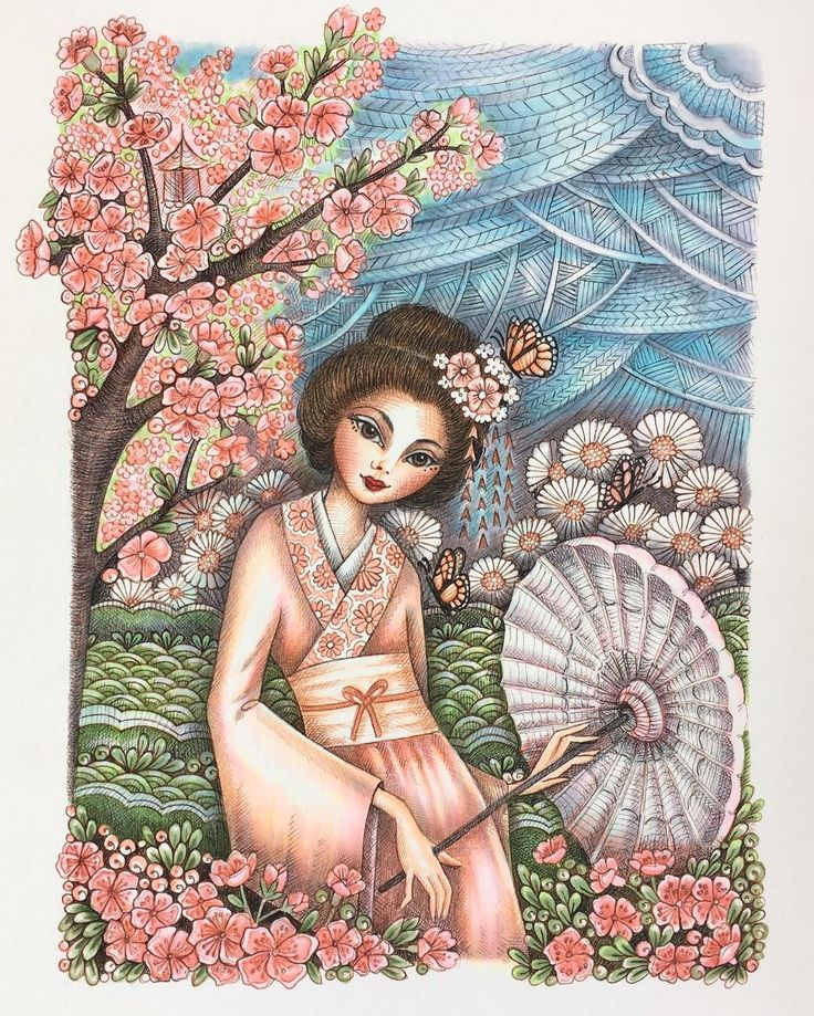 "135 Me gusta, 10 comentarios - Mookoo Design & Illustration (@mookoodesign) en Instagram: ""Week 6 of the illustration challenge - ""Garden"". I've made it 3 weeks in a row. I'm on a roll …"""