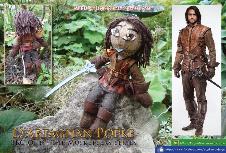 D'Artagnan Popke