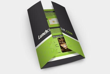 Brochure Design Company | Brochure Design Services | Taste of Ink Studios