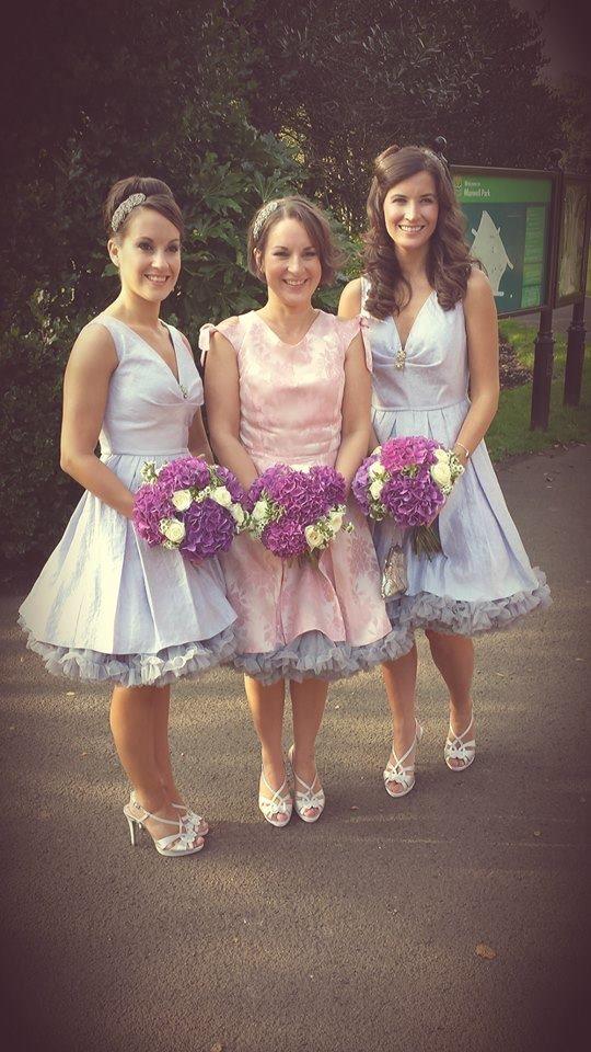 Doris Petticoats customers