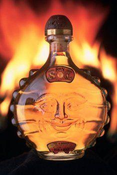 Rey Sol Tequila Anejo