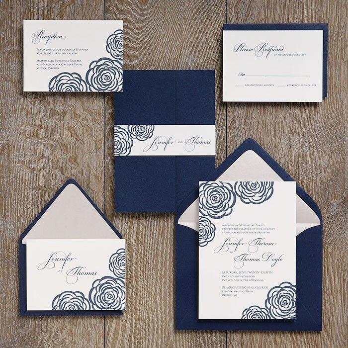 Wedding Invitation Ideas Paper Source 43
