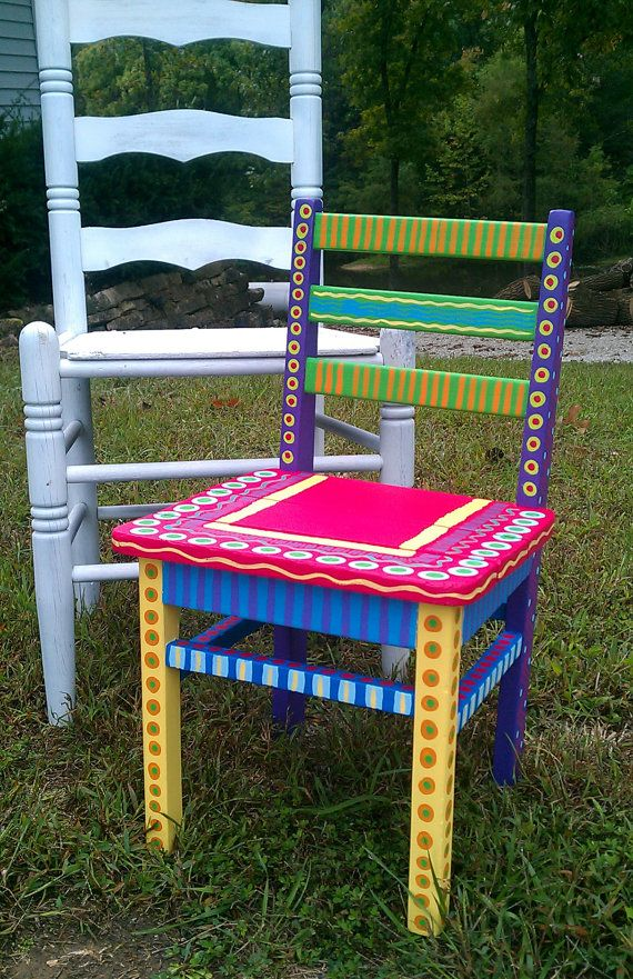 http://www.etsy.com  I L0Ve tHese chairs!