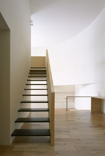House of Hikarine / Hiroshi Horio Architects Office