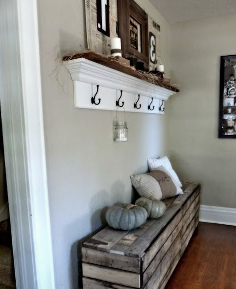 25+ Best Ideas About Small Entryway Decor On Pinterest