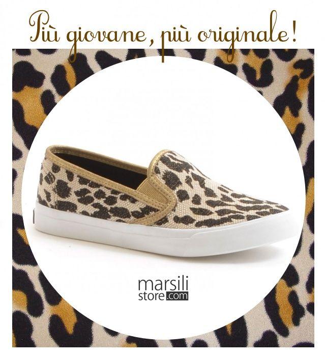 La vera #tendenza della #primaverastate 2015? Le slip on #shoes! http://bit.ly/1xaL7Ph Le migliori le trovi su www.marsilistore.it >> http://bit.ly/1HWYH9H #scarpe #modagiovane #colore #novità #comodità #fantasia