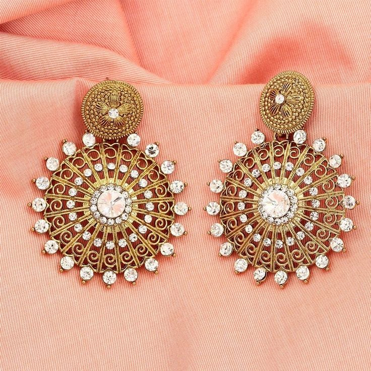 25 Best Ideas About Indian Jewelry Sets On Pinterest: 25+ Best Ideas About Indian Earrings On Pinterest