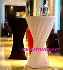 30 Cheap Lycra Cocktail tablecloth spandex tablecloth for cocktail tabe cocktail table cover for sale #Affiliate