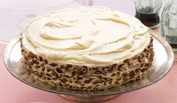 Το τέλειο κέικ καρότου