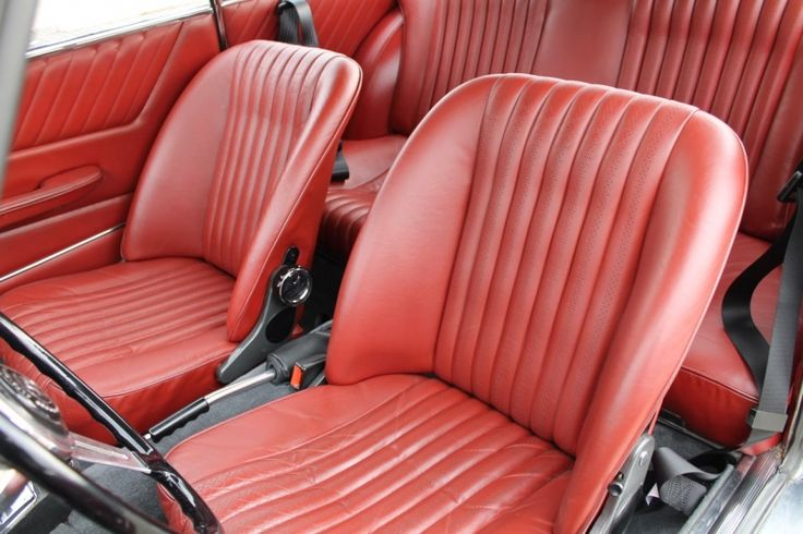 bertone deluxe interior front seats alfa romeo interior pinterest alfa romeo alfa romeo. Black Bedroom Furniture Sets. Home Design Ideas
