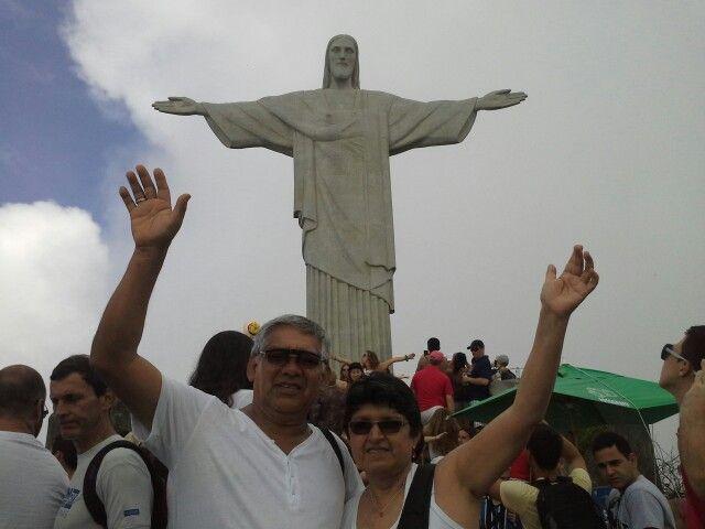Cristo de Corcovado. Rio de Janeiro