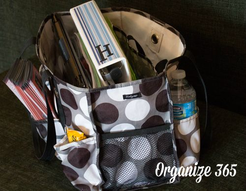 Compare the 31 organizing utility tote and the super organizing utility tote. See dozens of ways to use these totes to get you organized!