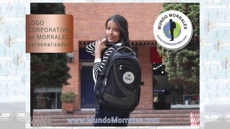 Mochilas publicitarias / Advertising Backpacks