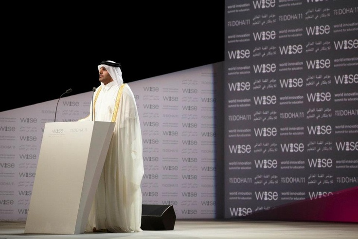 Dr. Abdulla bin Ali Al-Thani, Chairman of WISE
