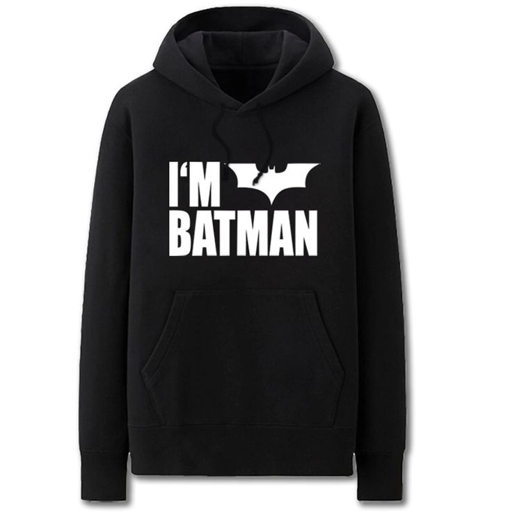 Like and Share if you want this  I'm Batman Hoodie    Tag a friend who would love this!     FREE Shipping Worldwide     Get it here ---> http://www.batman-store.com/im-batman-hoodie/