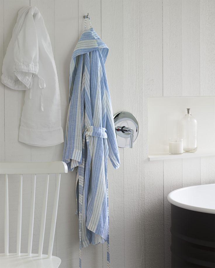 6c5d6383a9 Porto Linen Robe