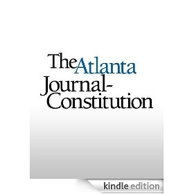 The Atlanta Journal-Constitution [Kindle Edition], (kindle, atlanta, newspaper, newspapers, defectivebydesign, drm, delivery, e-reader, mike luckovich, political cartoons)