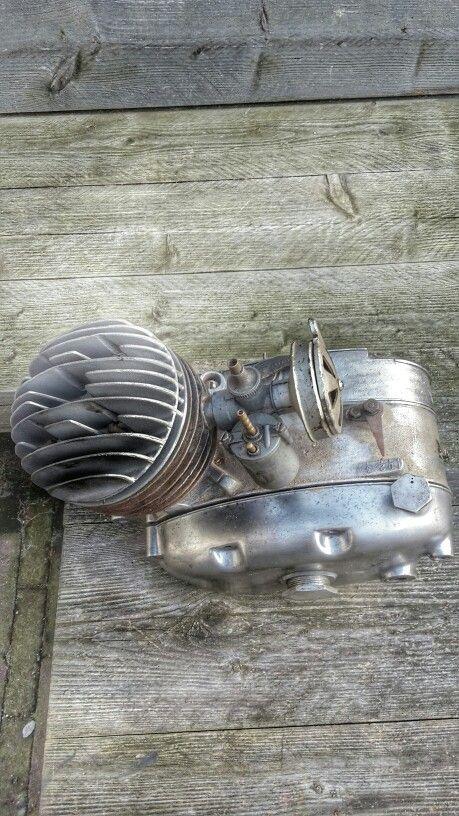 Csepel 125/49 engine