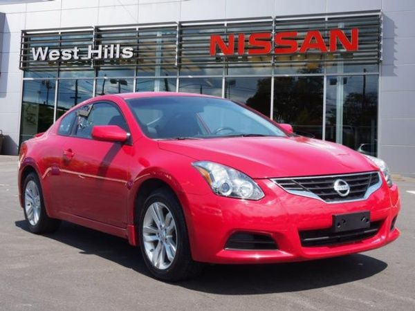 Used 2012 Nissan Altima for Sale in Coraopolis, PA – TrueCar