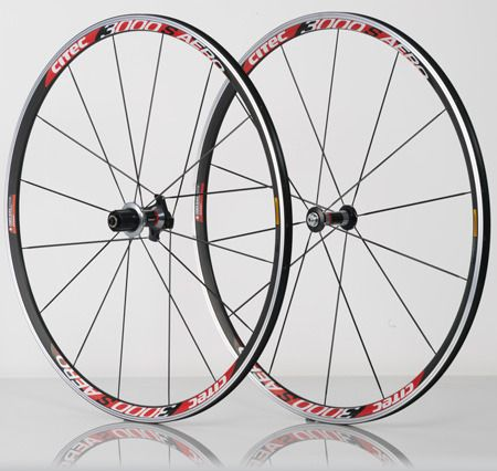 Citec 3000s aero wheel set 14/16