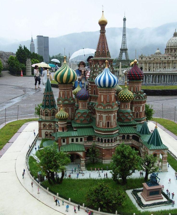 Tobu World Square - достопримечательности мира в одном парке (Япония) - Путешествуем вместе