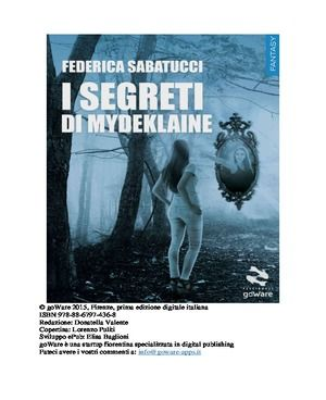 I Segreti Di Mydeklaine Pesci Rossi GoWare PDF