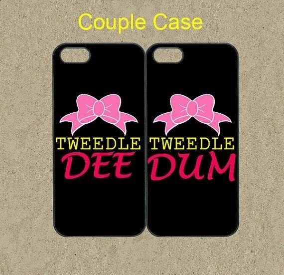 iphone 5c case,iphone 5c cases,iphone 5s case,cool iphone 5s case,cute iphone 5c case,iphone 5 case--Tweedle DEE Tweedle DUM,in plastic. by Ministyle360, $28.99