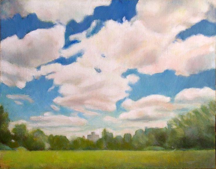 Vonuló felhők