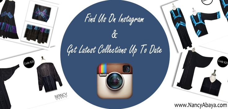 find Us On Instagram http://instagram.com/nancyabaya