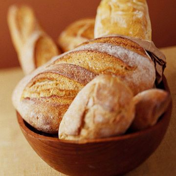YUMMY! This pin is intended to help us bread bakers understand things a little better.