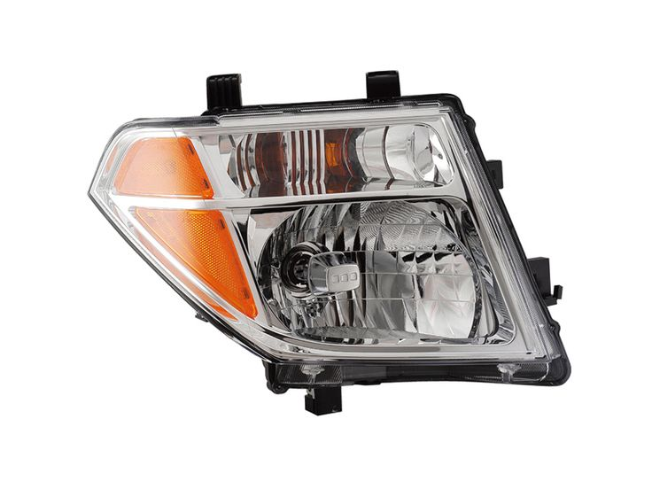 2005-2008 Nissan Frontier/2005-2007 Pathfinder New Passenger Side CAPA Headlight: HEADLIGHT CAPA FRONTIER… #CarHeadlights #AutoHeadlights