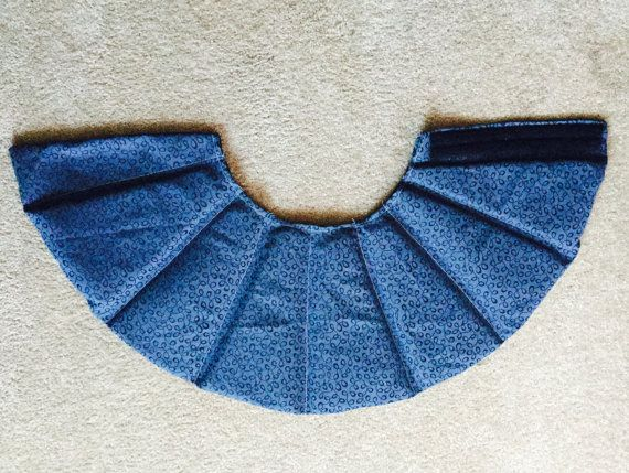 Dog cone collar with style and comfort after by WaggingTailDesigns