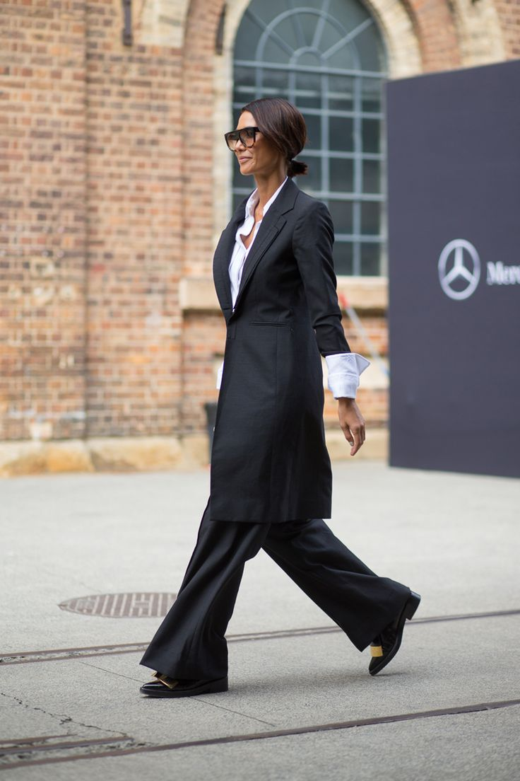 <font><font> The Down Under Terra: Street Style De Semana da Moda Australiana</font></font> - HarpersBAZAAR.com