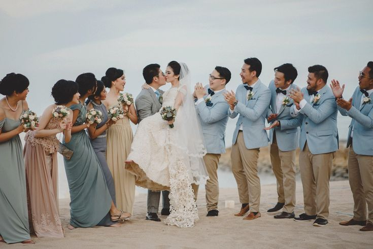 Vintage Rustic Wedding at Conrad Hotel Bali - DC23