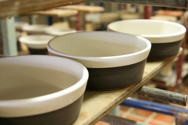 Shanagarry Range Serving Bowls. Stephen Pearce Pottery.