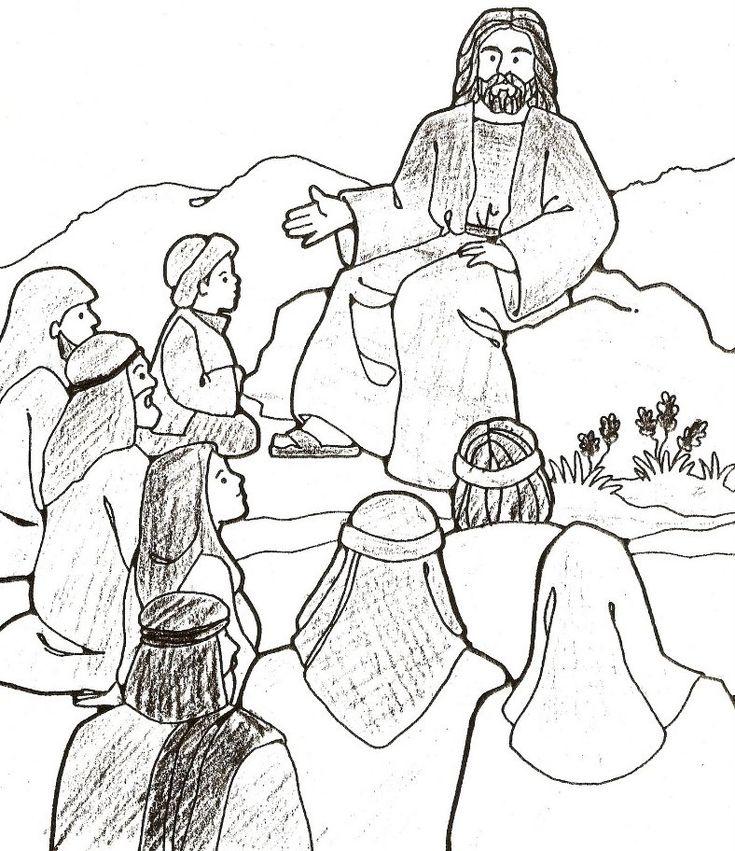 38 best Sermon sur la montagne images on Pinterest