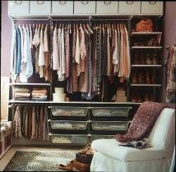 algot closet system