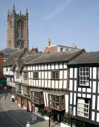Ludlow, Shropshire - my hometown