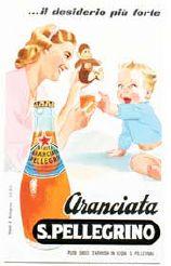 Aranciata: true desire! #sanpellegrinofruitbeverages #aranciata #throwbackthursday