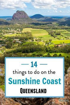 14 things to do on the Sunshine Coast in Queensland, Australia - the hinterland region is just stunning!