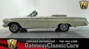 '62 Impala conv Gateway Classic Cars - classic cars for sale, muscle cars for sale, street rods, hot rods, mopars, antique cars, vintage cars