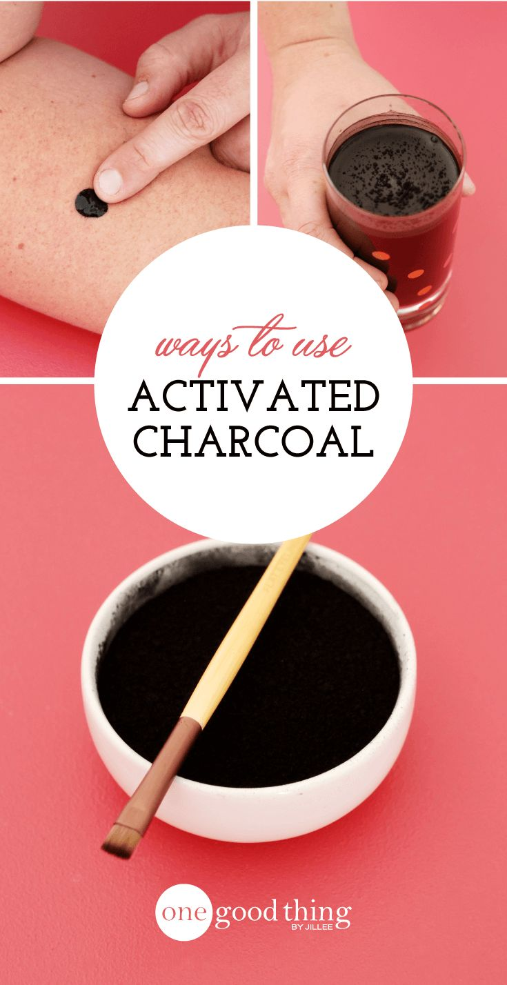 7 Easy and Affordable Charcoal Beauty Treatments - One Good Thing by JilleePinterestFacebookEmailPinterestFacebookPrintFriendlyAddthis