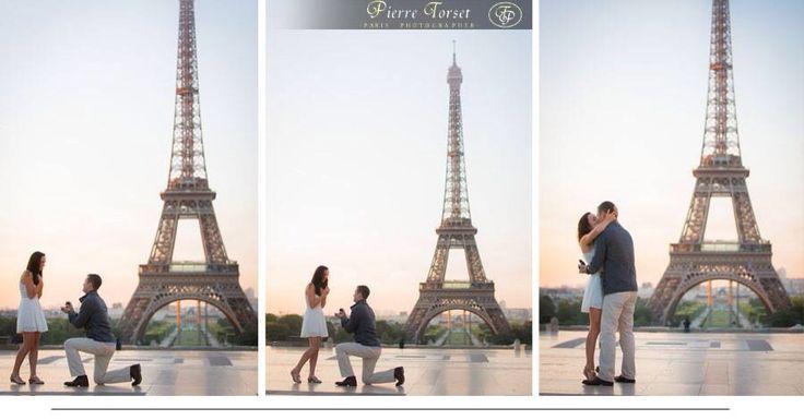 Romance em Paris