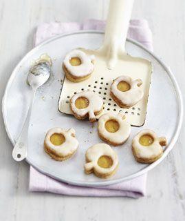 Calvados Apple Cookies