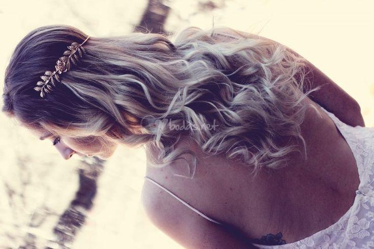 Ondas con corona griega de Laura Oceanía | Foto 30