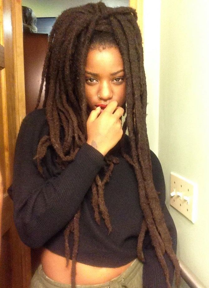 These locs are mad Dope!
