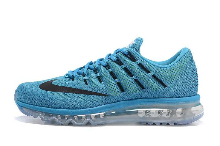 timeless design ff8a9 3a917 1830   Nike Air Max 2016 Herr Svart Blå Lagoon SE156711uStyII   pjs    Pinterest   Air max, Running shoes and Running shoes nike