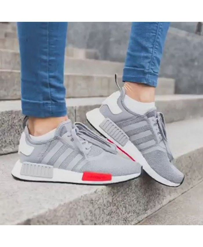 7fbe6f5b0 Cheap Adidas NMD Runner Moscow Grey Light Onix